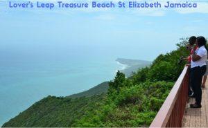 Lover's Leap Treasure Beach St Elizabeth Jamaica