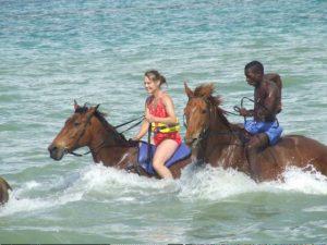 Chukka Cove Horseback Ride